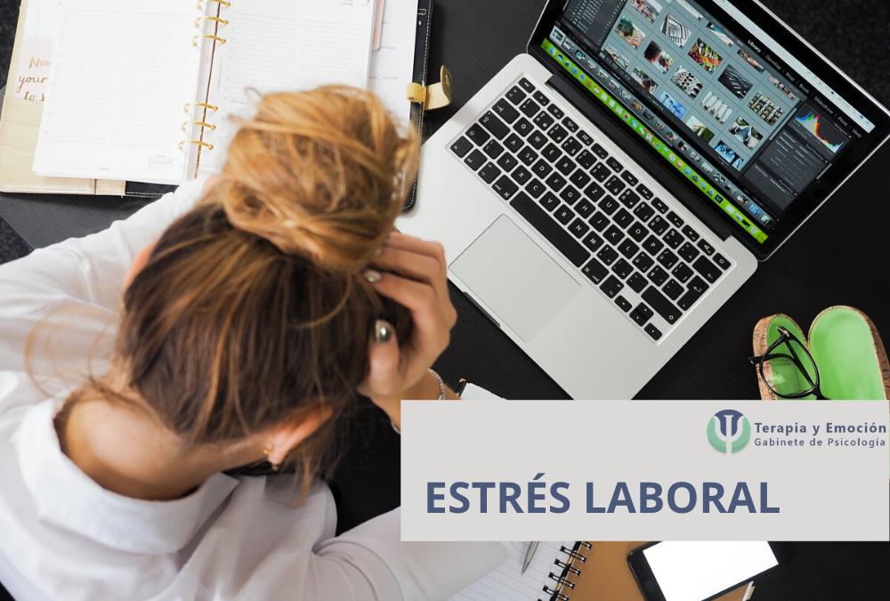 ¿Qué es el estrés laboral?