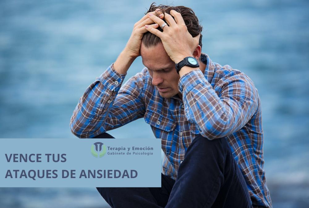 ¿Qué hacer cuando tienes un ataque de ansiedad?