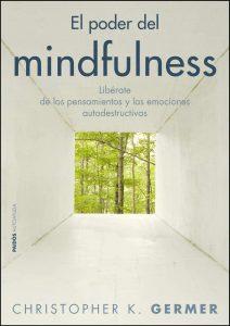 Libro Mindfulness. Psicólogos online Madrid.
