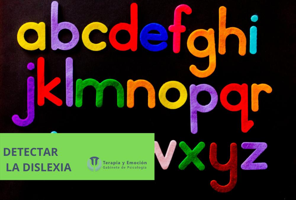¿Mi hijo tiene dislexia?