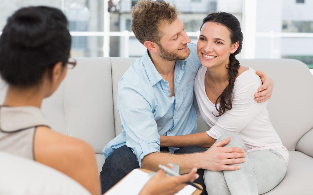 ¿Terapia de pareja o terapia sexual?