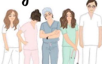 Ansiedad, estrés postraumático en el personal sanitario