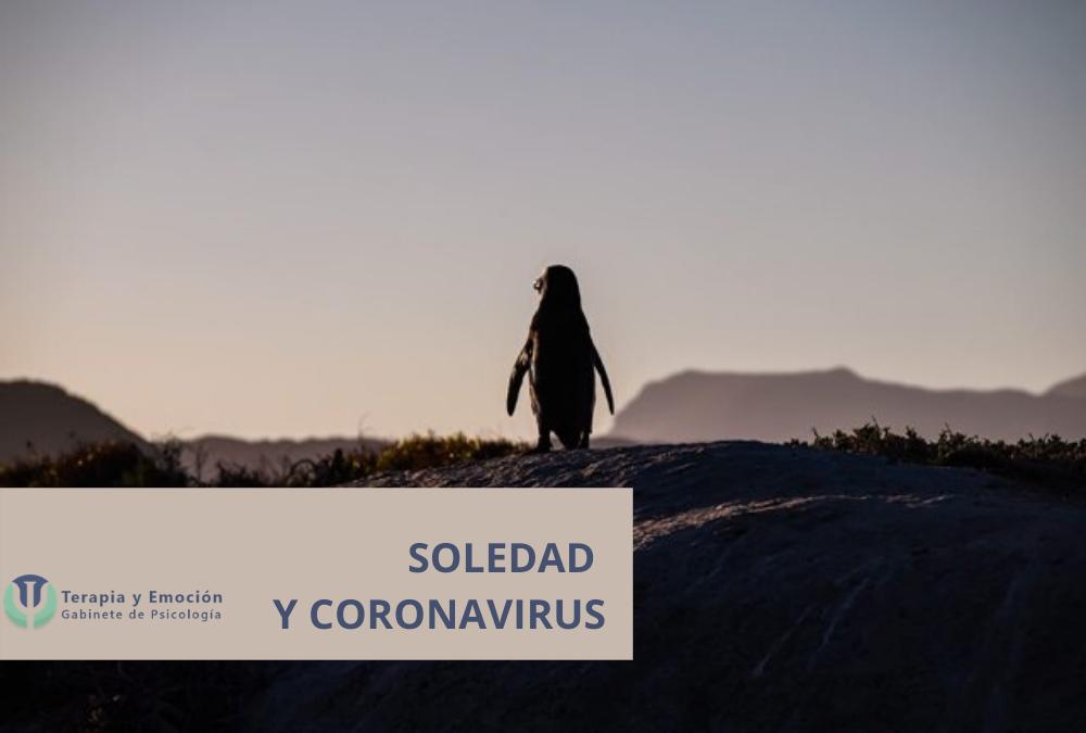 Coronavirus y soledad