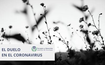El duelo en el Coronavirus